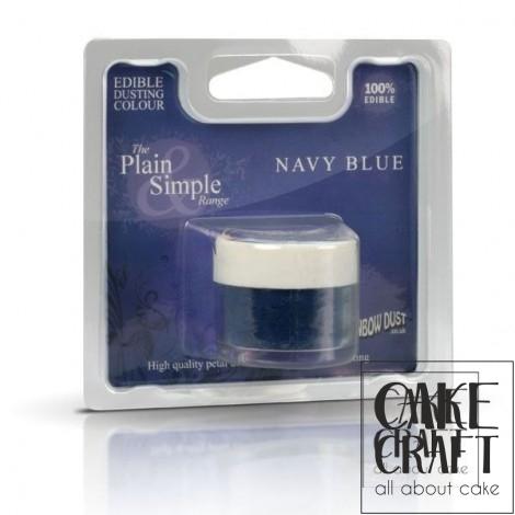 Χρώμα σε Σκόνη Rainbow Dust - Βαθύ Μπλέ Rainbow Dust - (Navy Blue)