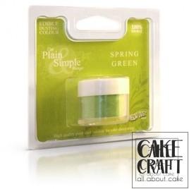 Χρώμα σε Σκόνη Rainbow Dust - Ανοιχτό έντονο Πράσινο Rainbow Dust - (Spring Green)