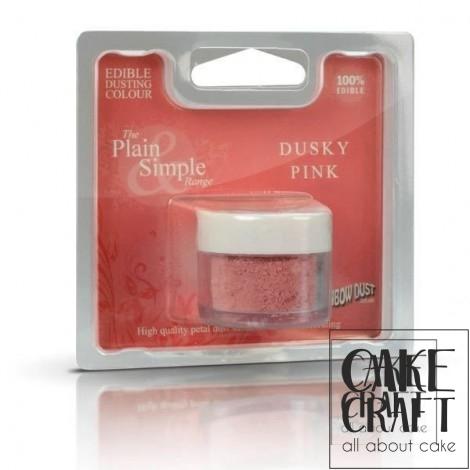 Χρώμα σε Σκόνη Rainbow Dust - Ρόζ Σκούρο Rainbow Dust - (Dusky Pink)
