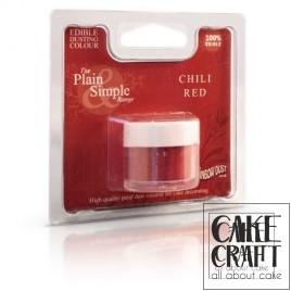 Χρώμα σε Σκόνη Rainbow Dust - Έντονο Κόκκινο Rainbow Dust - (Chili Red)