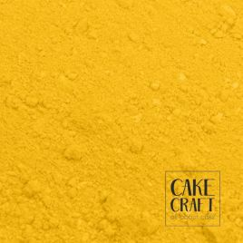 Χρώμα σε Σκόνη Rainbow Dust - Κίτρινο Λεμονιού Rainbow Dust - (Lemon Tart)