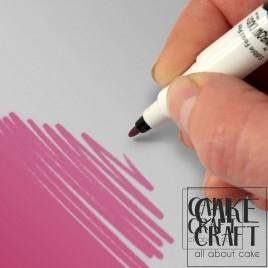 Διπλός Μαρκαδόρος Τροφίμων Rainbow Dust - Σκούρο Ρόζ Rainbow Dust - (Food Pen Dusky Pink)