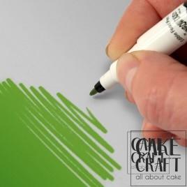 Διπλός Μαρκαδόρος Τροφίμων Rainbow Dust - Πράσινο των Χριστουγέννων Rainbow Dust - (Food Pen Holly Rainbow Dust - Ivy Green)