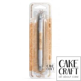 Διπλός Μαρκαδόρος Τροφίμων Rainbow Dust - Ροδακινί Rainbow Dust - (Food Pen Peach)