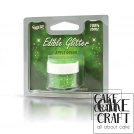Βρώσιμο Γκλίτερ Rainbow Dust - Πράσινο Μήλο Rainbow Dust - (Edible Glitter Apple Green)