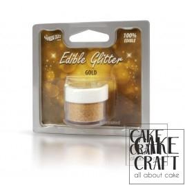 Βρώσιμο Γκλίτερ Rainbow Dust - Χρυσό Rainbow Dust - (Glitter Gold)