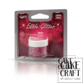 Βρώσιμο Γκλίτερ Rainbow Dust - Ροζέ Rainbow Dust - (Glitter Rose)