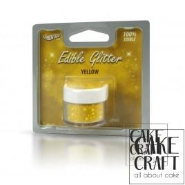 Βρώσιμο Γκλίτερ Rainbow Dust - Κίτρινο Rainbow Dust - (Glitter Yellow)
