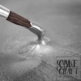 Ασημί Ανοιχτό Μεταλλικό Rainbow Dust - (Metallic Light Silver)