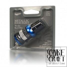 Μπλέ έντονο Μεταλλικό Rainbow Dust - (Metallic Royal Blue)
