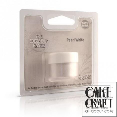 Περλέ Λευκό Rainbow Dust - (Pearl White)