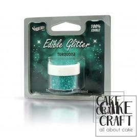 Βρώσιμο Γκλίτερ Rainbow Dust - Τιρκουάζ Rainbow Dust - (Glitter Turquoise)