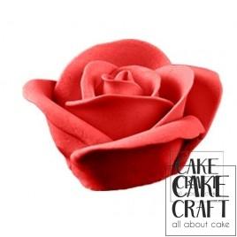 Τριαντάφυλλα Μεγάλα 5,5cm Kόκκινο