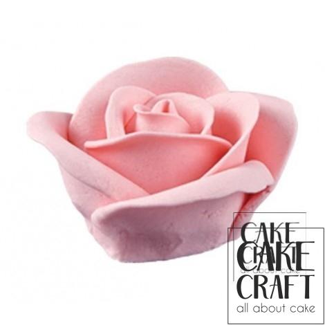 Τριαντάφυλλα Μεγάλα 5,5cm Ροζ