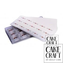 A4 Φύλλα εκτύπωσης σε Σοκολάτα Choco-Sheets KOPYFORM