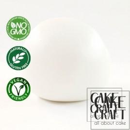 Ζαχαρόπαστα Μοντελισμού Sugart λευκό 250g