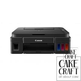 Βρώσιμος εκτυπωτής A4 Canon Pixma G2411