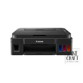 Βρώσιμος εκτυπωτής/scanner A4 Canon Pixma G2411