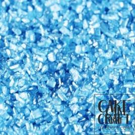 SugarCraft Κρυσταλλική Ζάχαρη Σιελ Μεταλλικό 50g