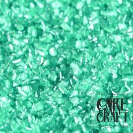 SugarCraft Κρυσταλλική Ζάχαρη Πράσινο Μεταλλικό 50g