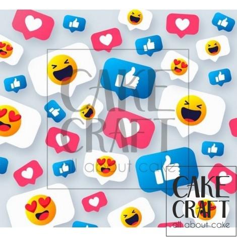 Φύλλο Social 1035