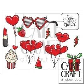 Φύλλο Valentine 1047