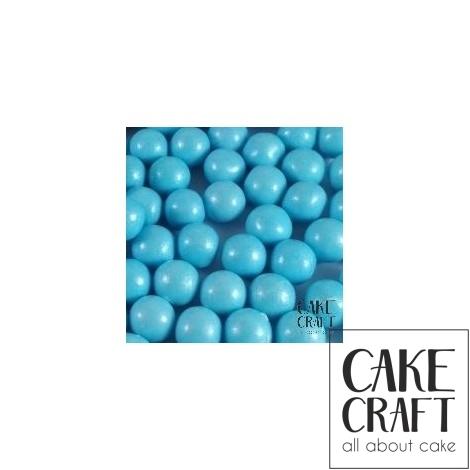 SugarCraft Choco Balls Μεταλλιζέ Σιελ 1εκ 90γρ