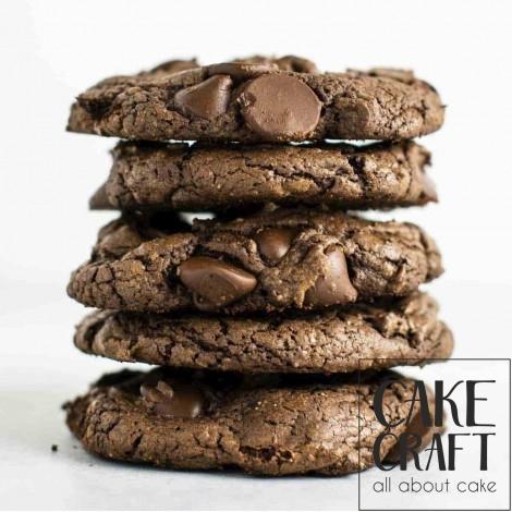 Μείγμα Chocolate Soft Cookies American Style