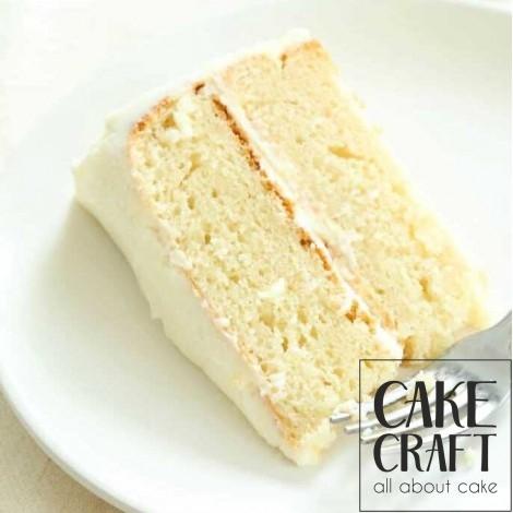 Μείγμα Βανίλια Κέικ Vanilla Cake 500g