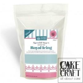 Μείγμα Αυγόγλασο Ροζ Squires Royal icing 500g