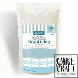 Μείγμα Αυγόγλασο Μαύρο Squires Royal icing 500g