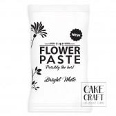 Ζαχαρόπαστα Λευκή Λουλουδιών THE FLOWER PASTE 1Kg