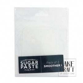 THE SUGAR PASTE™ Set of 2 Cake Smoothers