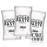 Ζαχαρόπαστα Λευκή The Sugar Paste 3Kg