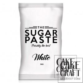 Ζαχαρόπαστα Λευκή The Sugar Paste 1Kg