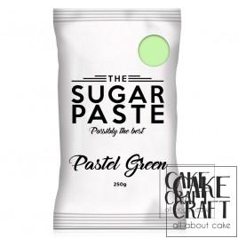 Ζαχαρόπαστα Παστέλ Πράσινο THE SUGAR PASTE 250g