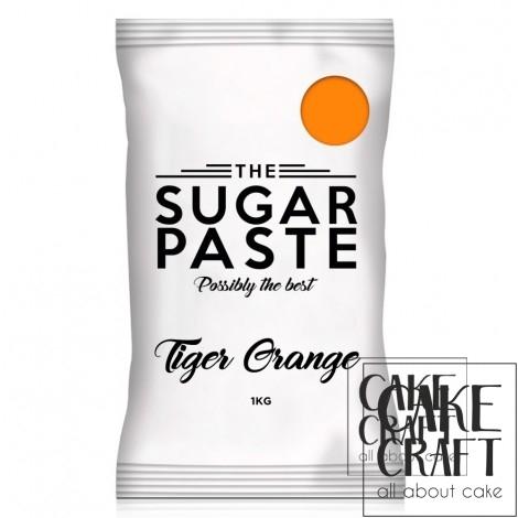 Ζαχαρόπαστα Πορτοκαλί THE SUGAR PASTE 250g