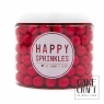 HAPPY SPRINKLES Hot RED Choco 90gr