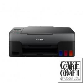 Βρώσιμος εκτυπωτής/scanner A4 Canon Pixma G3420