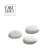 Σοκολάτα επικάλυψης Λευκή ICAM 500g