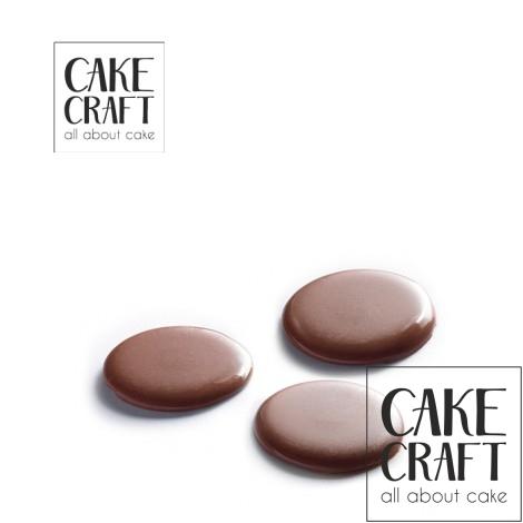 Σοκολάτα επικάλυψης Γάλακτος ICAM 500g