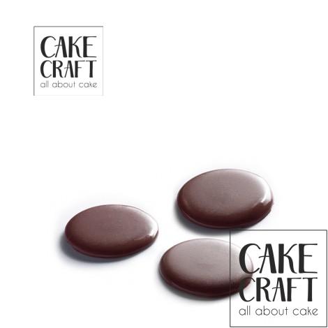 Σοκολάτα επικάλυψης Bitter ICAM 250g
