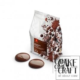 Σοκολάτα Μαύρη ICAM BITTRA 60% 500g