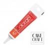Χρώμα Πάστας της Modecor - Color gel Κόκκινο 20g