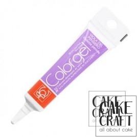 Χρώμα Πάστας της Modecor - Color gel Μωβ 20g
