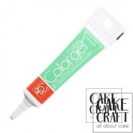 Χρώμα Πάστας της Modecor - Color gel Λαχανί 20g