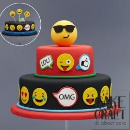 Πλακέτα Emojis