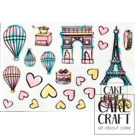 Πλακέτα Παρίσι