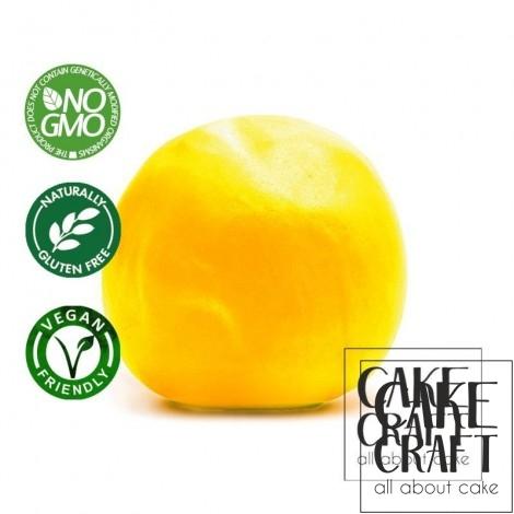 Ζαχαρόπαστα Sugart Κίτρινο 1kg