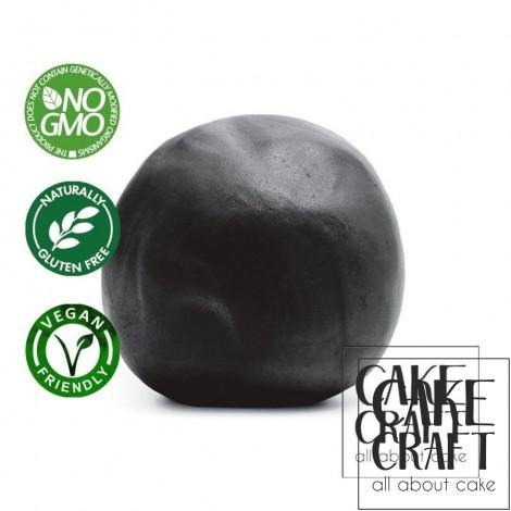 Ζαχαρόπαστα Sugart Μαύρο 1kg